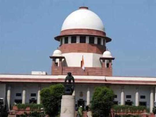 maratha reservation bill: मराठा आरक्षण: सरकारकडून सुप्रीम कोर्टात कॅव्हेट