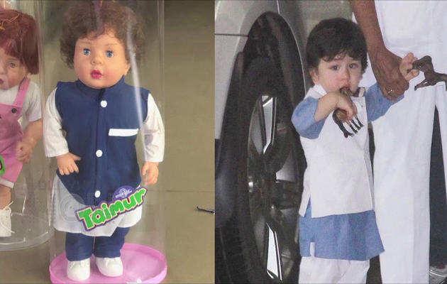 दादी शर्मिला टैगोर को तैमूर अली खान की लोकप्रियता से लगता है डर?