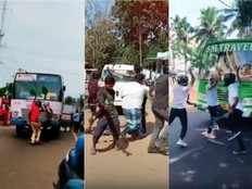 nillu nillu challenge made clashes in malappuram district