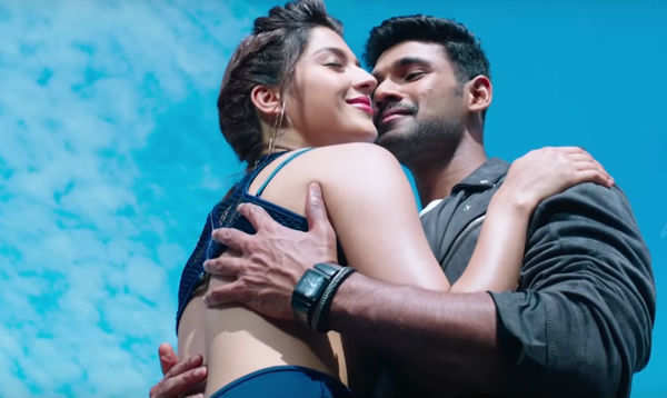 vasthava pillaa video song from kavacham movie