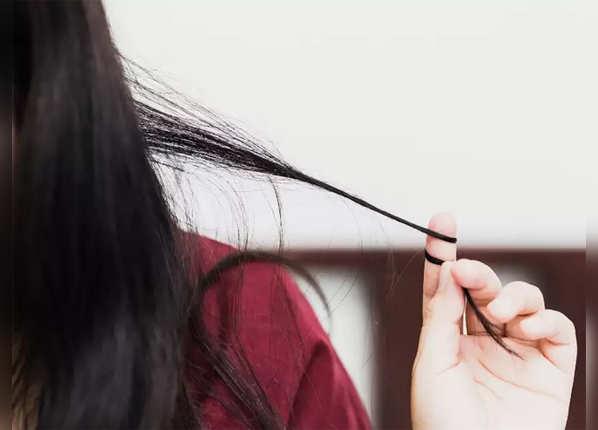 बालों को खींचना