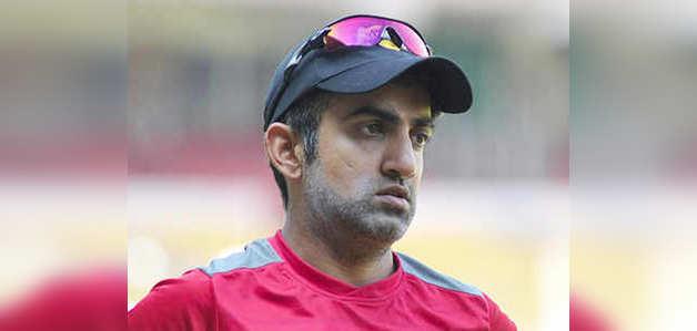 बेहतर मौका मिला तो राजनीति में उतर सकते हैं पूर्व भारतीय क्रिकेटर गौतम गंभीर