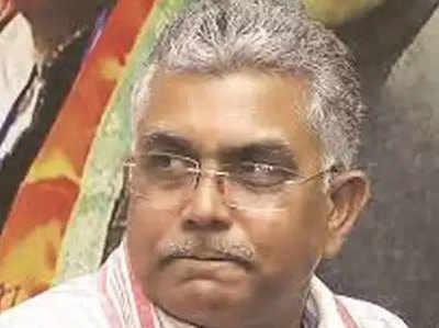 Pashchim Bengal BJP Adhyaksh Dileep Ghosh Ke Kaafile Par Hamla, Rath Yaatra Ko Haai Court Bola 'No