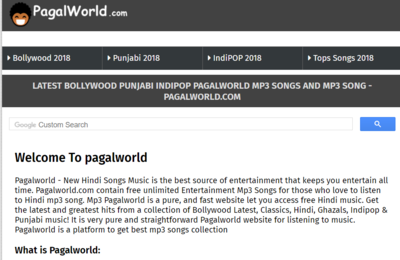 Hindi picture 2019 new movie song download pagalworld.com