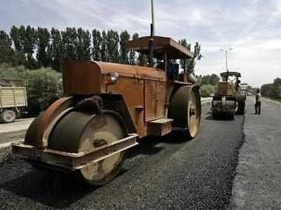 सड़क निर्माण का लक्ष्य हासिल करना होगा नामुमकिन