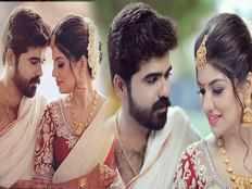 tv serial actor deepan muralis wedding video goes viral