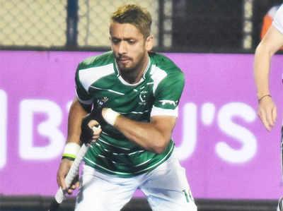 Hockey World Cup Pakistan Ke Ammaad 1 Match Ke Liye Nilambit, Rijvaan Toornameint Se Baahar
