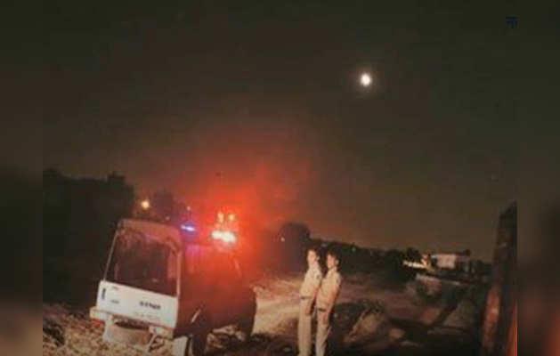 गुड़गांव: रात को घर लौट रहे लोगों को ऐसे लूटता है लुटेरों का गैंग