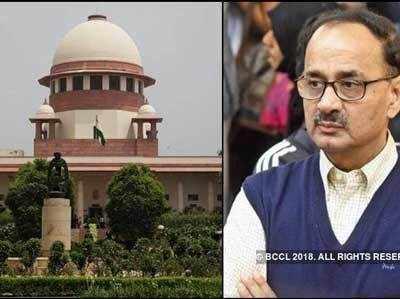 Supreme Court Ne Poochha, Kya Fiksd Kaaryakaal Ne CBI Cheef Ko Bana Diya 'Achhoot