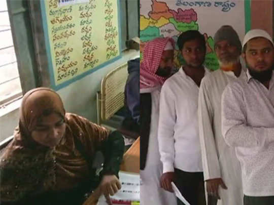 rajasthan telangana vidhan sabha nivadnuk 2018 live: राजस्थान, तेलंगणमध्ये मतदान सुरू