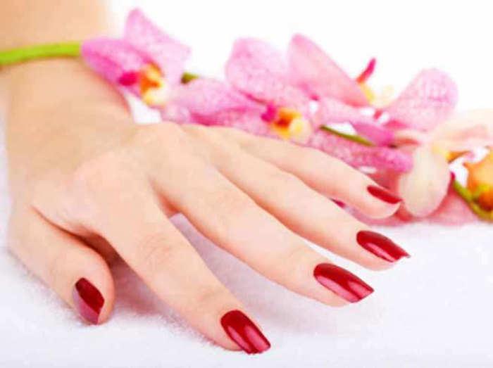 nail growth: Nail care Tips : इन घरेलू उपाय से पाएं सुंदर नाखून - Navbharat  Times