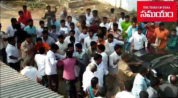 attack on congress vamshi chand reddy