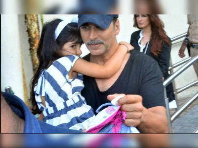 अपने बच्चों को कभी नहीं लाऊंगा कैमरे के सामने: अक्षय कुमार