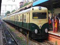 chennai beach to tambaram electric train partially cancelled on tomorrow