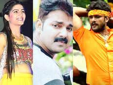 success stories of desi superstars sapna chaudhary pawan singh and khesari lal yadav