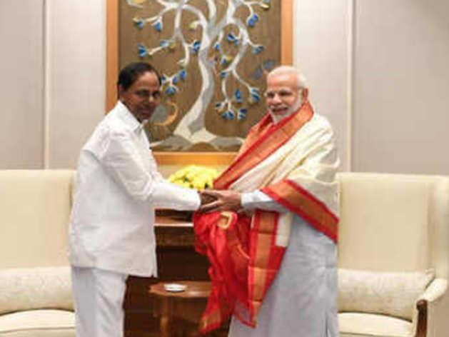तेलंगाना में बीजेपी देगी टीआरएस को सशर्त समर्थन: सूत्र