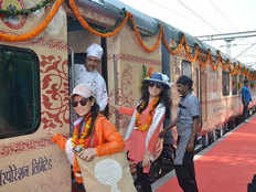 shri ramayana express and the senior citizen tirtha yatra yojana now buddhist circuit tourist train