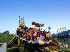 best amusement parks in delhi for weekend