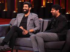 rana will get married before prabhas says rajamouli on koffee with karan