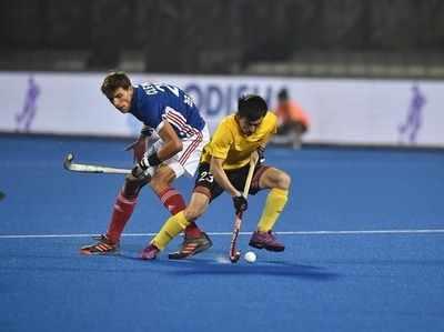 हॉकी विश्व कप: चीन को 1-0 से हराकर फ्रांस क्वॉर्टर फाइनल में, ऑस्ट्रेलिया से होगी भिड़ंत