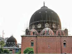 archaeological survey of india has made 110 holes in iconic dome