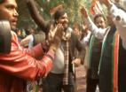 कांग्रेस को मध्य प्रदेश में सरकार बनाने की उम्मीद