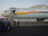 delhi plane rolls back 10ft after reaching igi parking bay