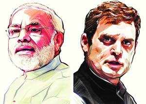 congress defeats bjp for the first time in a face to face fight after modis surge in 2014