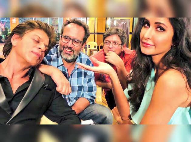 जीरो: कटरीना ने कहा, शाहरुख की वजह से वह बनीं फिल्म का हिस्सा