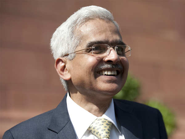 shaktikanta das appointed as new rbi governor