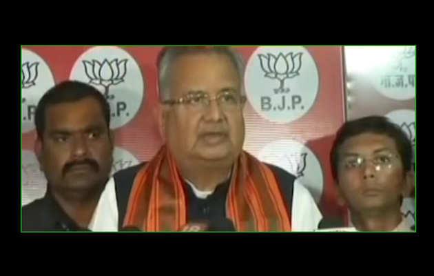 रमन सिंह ने हार स्वीकार की, छत्तीसगढ़ में कांग्रेस बनाएगी सरकार