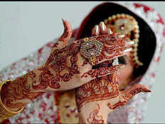 bridal mehndi designs these designs are popular in would be brides this wedding season