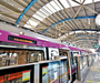 technical snag in magenta line commuters had to suffer