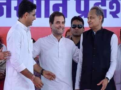राजस्थान के मुख्यमंत्री को लेकर फंसा पेच