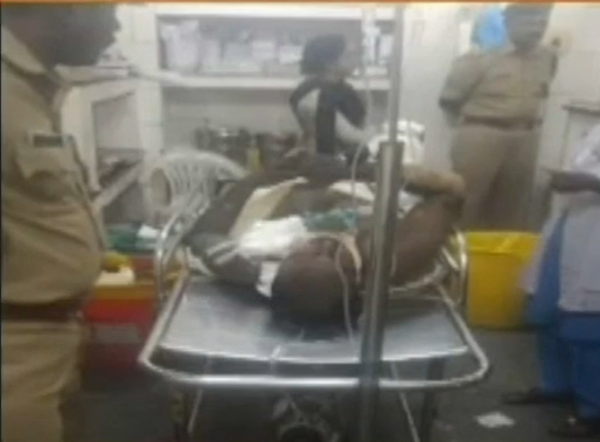 ayyappa devotee sets himself on fire in protest of sabarimala