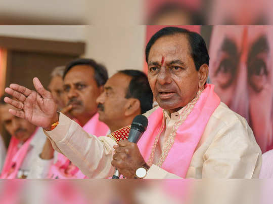 Chandrashekhar Rao 1