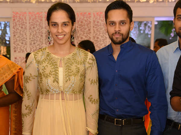 match point badminton stars saina nehwal parupalli kashyap to tie the knot today