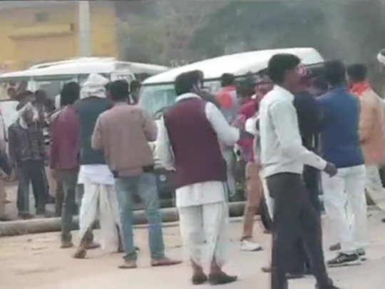 Rajasthan CM Race : पायलट समर्थकांचा रास्ता रोको