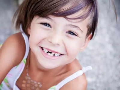 बच्चों के टूटे दांतो को संभाल कर रखें