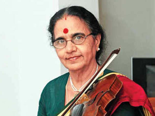 जानी-मानी वॉयलिन वादक हैं एन. राजम (फाइल फोटो)