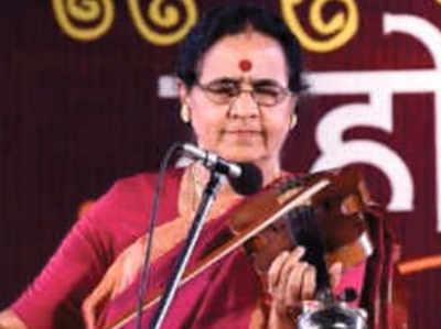 कोलकाता: वॉयलिन वादक एन राजम की संगीत सुनकर कोमा से बाहर आई महिला
