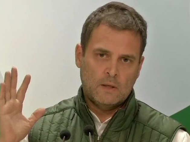 राफेल: SC की क्लीन चिट के बाद राहुल ने की जेपीसी जांच की मांग