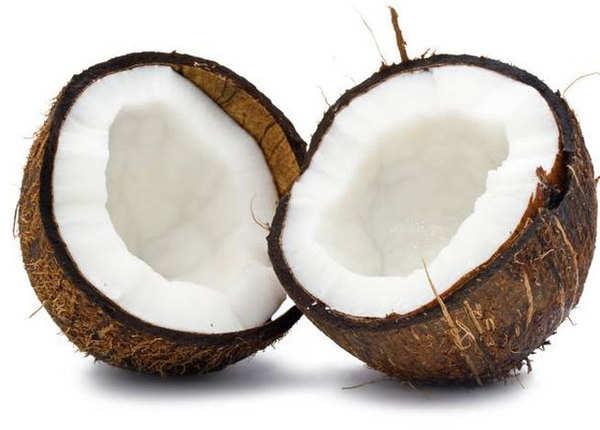 फाइबर से भरपूर है नारियल
