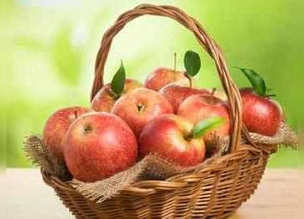 स्नैक्स के रूप में खाएं सेब