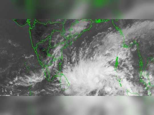 Cyclone Pethai: ஆந்திரா-புதுச்சேரி மாநிலங்களுக்கு ஆரஞ்ச் அலெர்ட்!