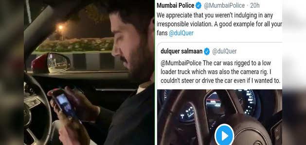 जब मुंबई पुलिस के एक ट्वीट पर सोनम हो गईं नाराज़