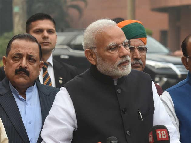 राफेल सौदा: पीएम नरेंद्र मोदी ने कांग्रेस को 'क्वात्रोकी मामा' की याद दिलाई