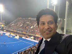 Hockey World Cup: जब 'सचिन-सचिन' के शोर से गूंज उठा कलिंगा स्टेडियम