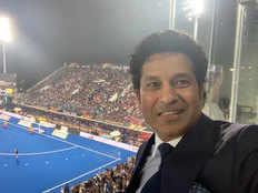 hockey world cup 2018 sachin tendulkar attend finals in bhubaneswar