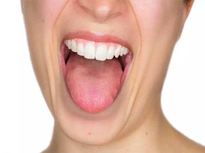 आपकी जीभ का रंग क्या है?